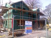 Kilbroney Timberframe projects - Blackrock, Co Louth