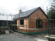 Kilbroney Timberframe projects - Annamoe, Co.Wicklow